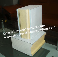 China PU Insulation Sandwich Cold Room Freezer Panels for Cold Storages Store Fruit supplier