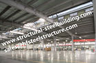China Steel Structure Warehouse Workshop Contractor Fabricator Manufacturer Erector For Turn-key Project factory