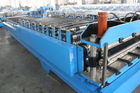 China  Corrugated Roll Forming Machine By Chain / Gear factory