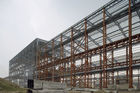 China Optimized Industrial Steel Buildings Warehouse Fabrication For Agricultural factory