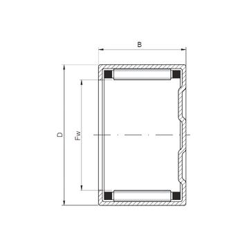 BK283816 CX Cylindrical Roller Bearings