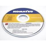 Komatsu Dominica D20A-6. D20P-6. D20S-6, D21A-6. D21P-6,  Bulldozer Shop Service Manual